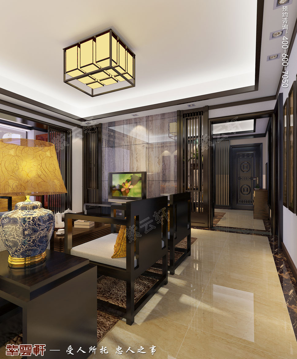 紫云轩装修房子都讲究了哪些风水