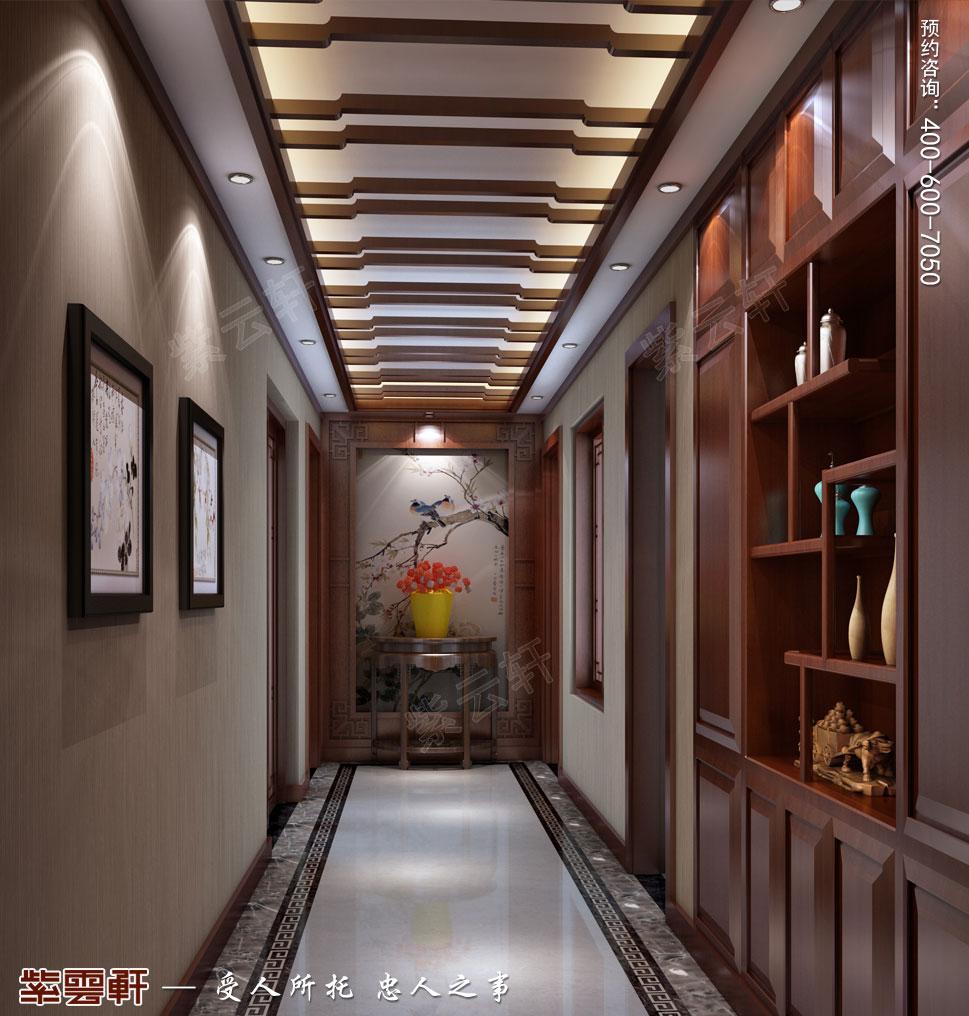 江苏南通简约现代中式装修设计 精思妙想下的沉稳安定