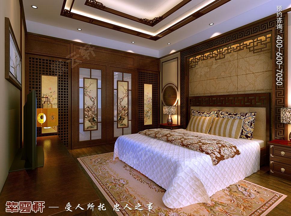 别墅古典中式装修男主卧.jpg