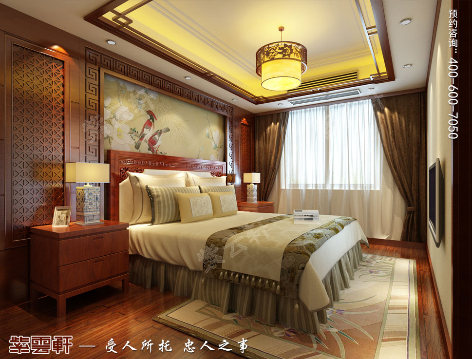别墅中式装修长辈房.jpg