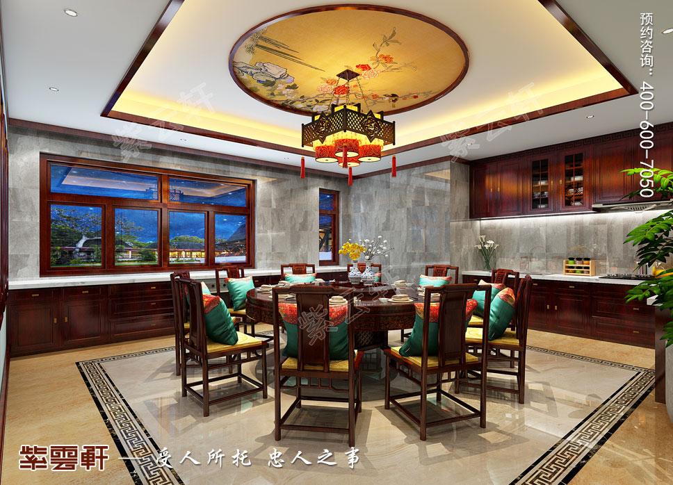 餐厅简约古典中式设计