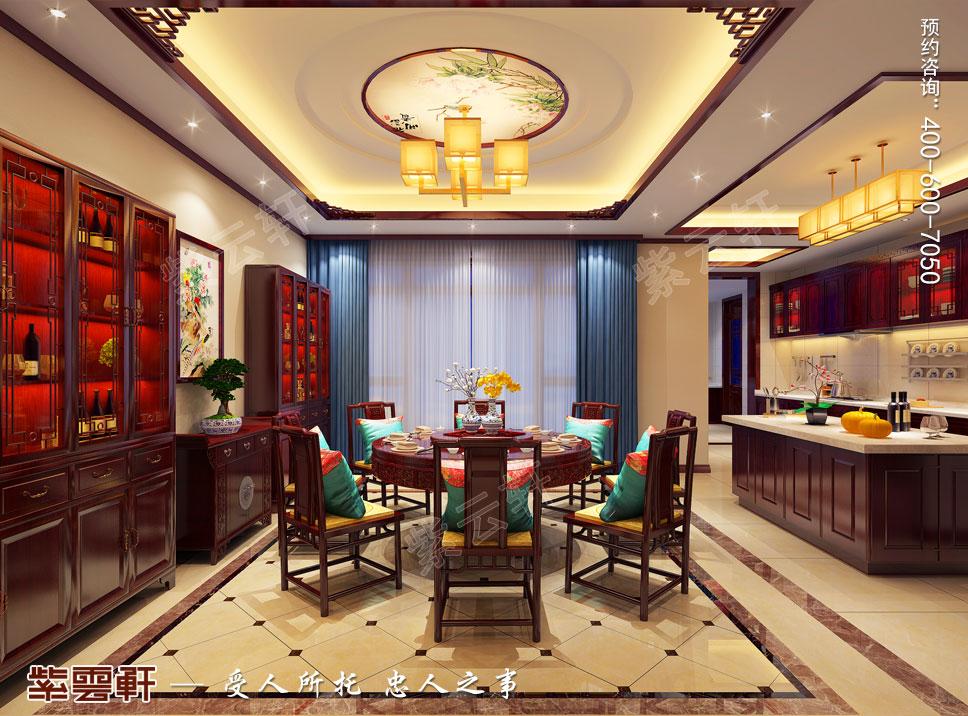 小餐厅简约古典中式风格