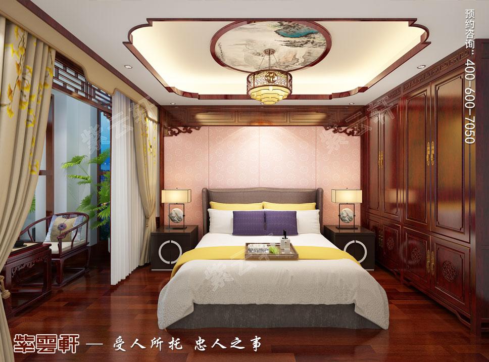 女儿房简约古典中式风格