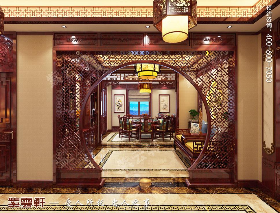 茶室古典中式设计