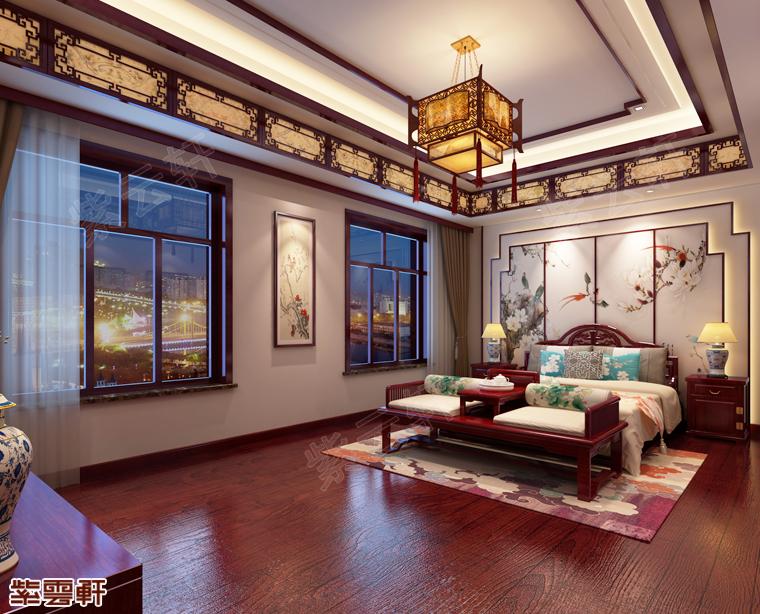 天津别墅中式装修 隽永儒雅的田园风
