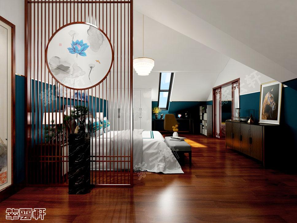 相约古典绚丽中式小别墅