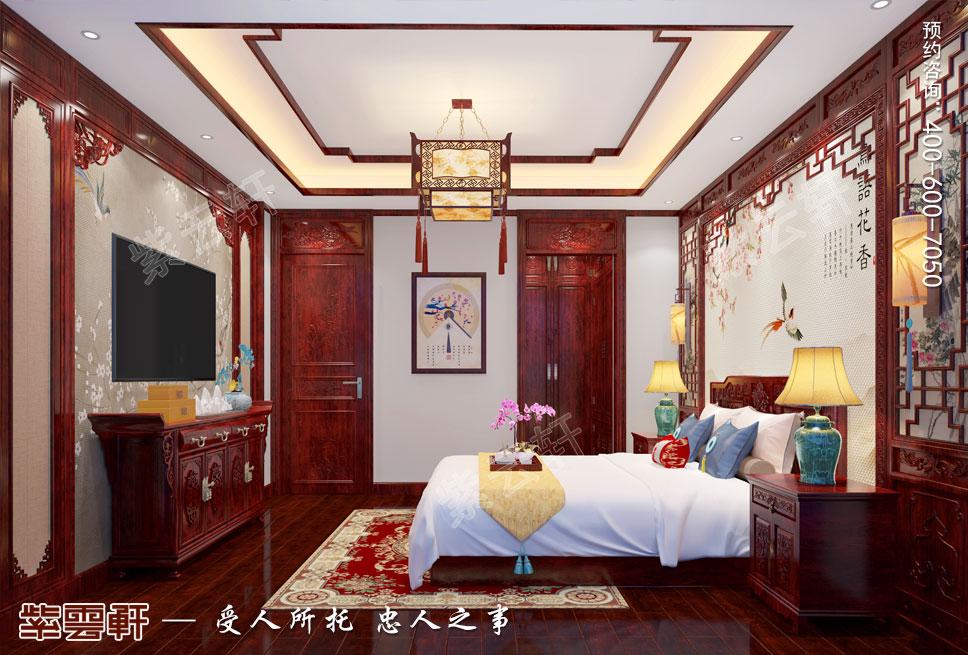 主卧室中式装修.jpg