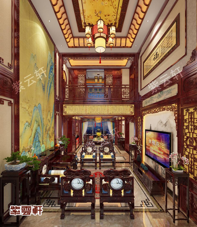 你们看,这古典华丽的中式装修多美!!