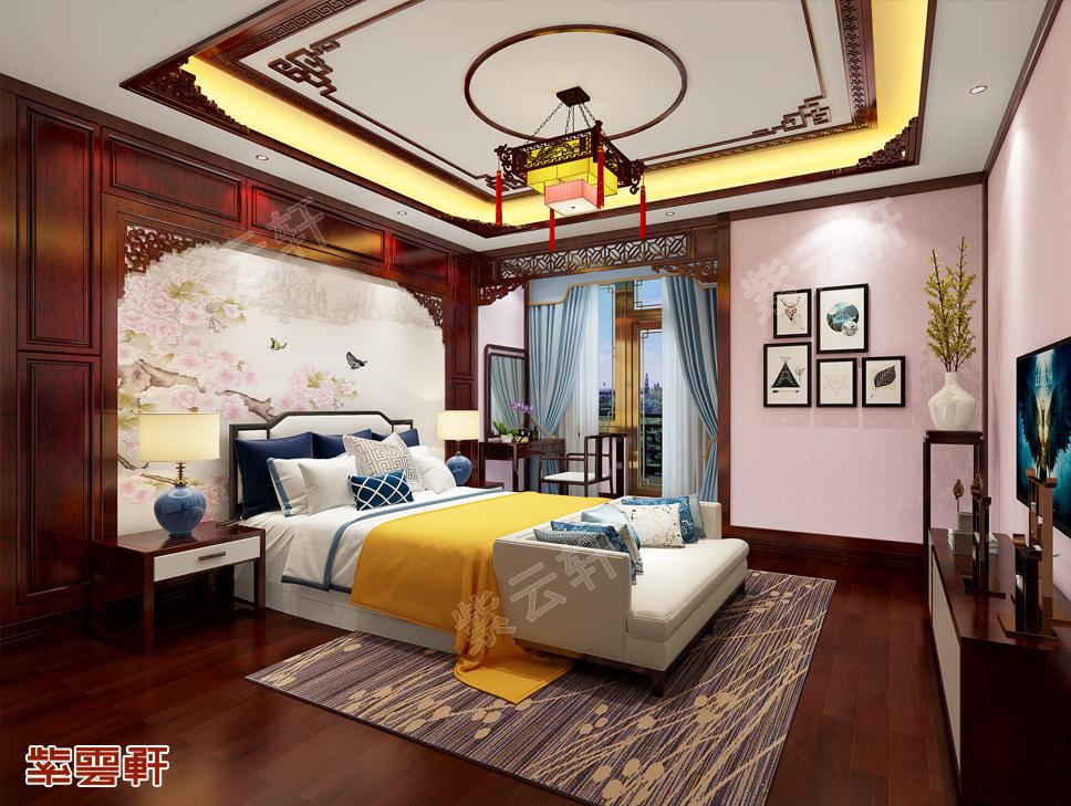 中式女儿房