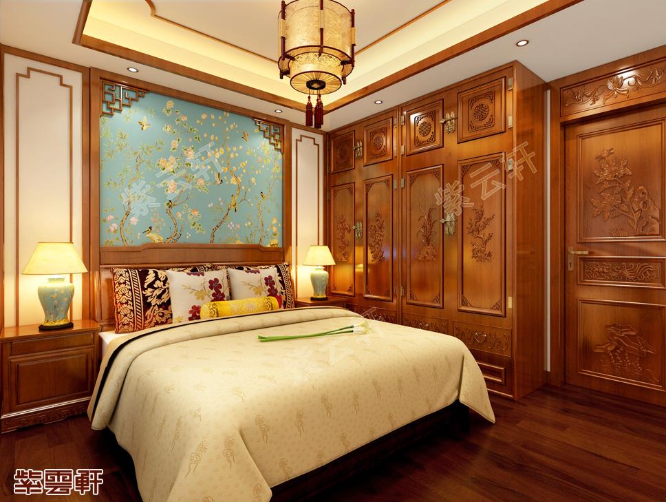 中式男孩房设计