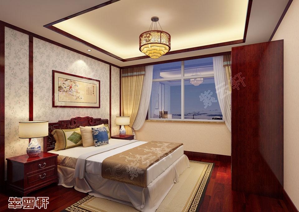 卧室中式图片