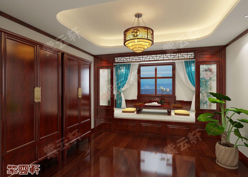 中式装修风格老人房