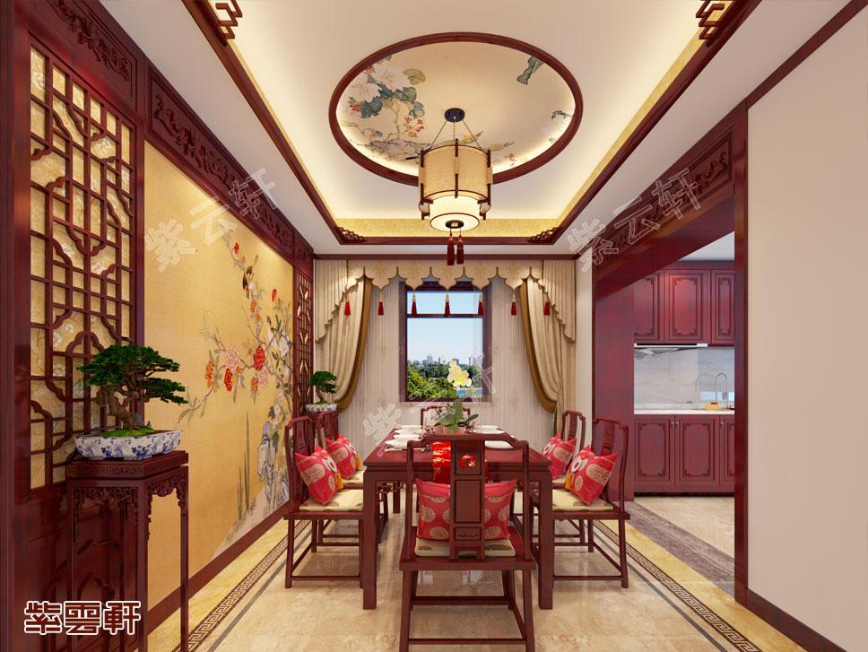 餐厅中式装修