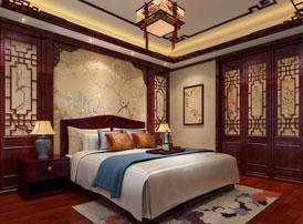 陕西西安复式古典中式风格装修 韵美而雅致,大雅而富丽