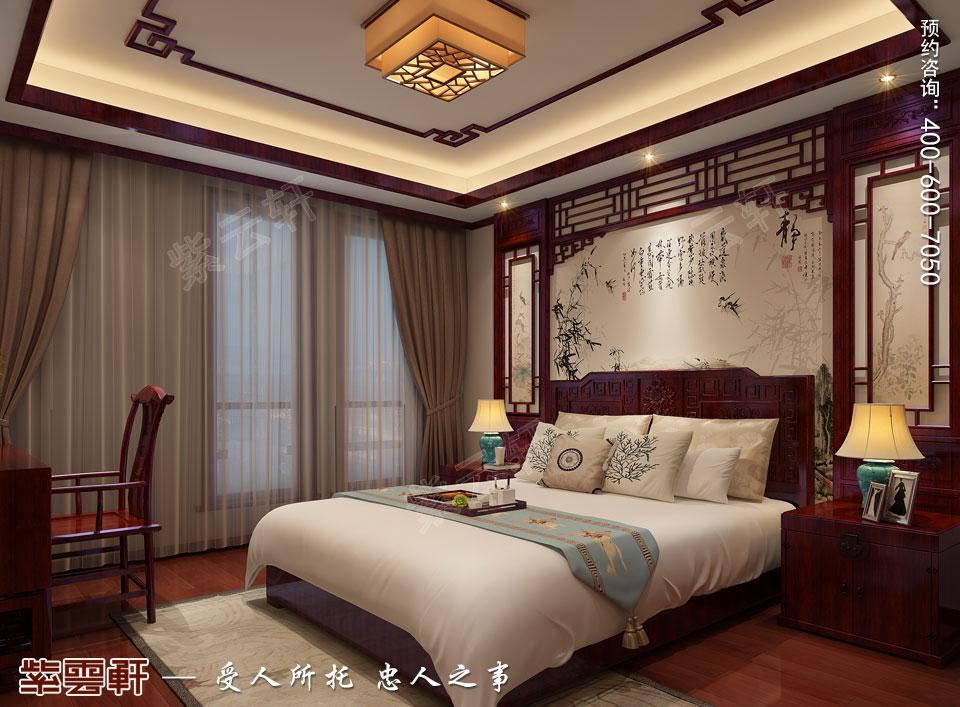 客卧古典中式风格装修图片