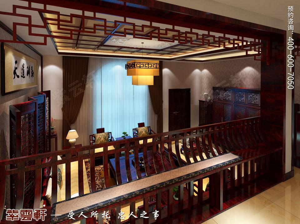 餐厅现代中式装修