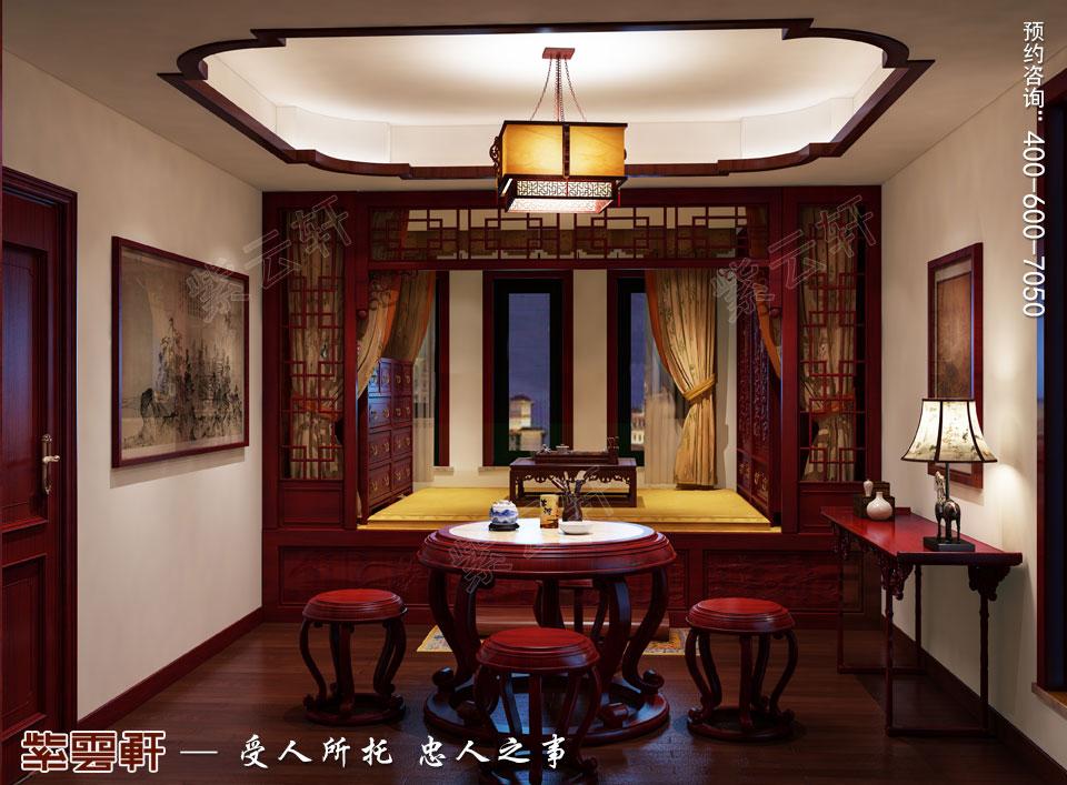 老人房古典中式风格装修图片