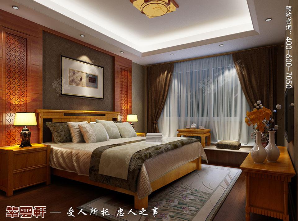 女儿房现代新中式风格装修