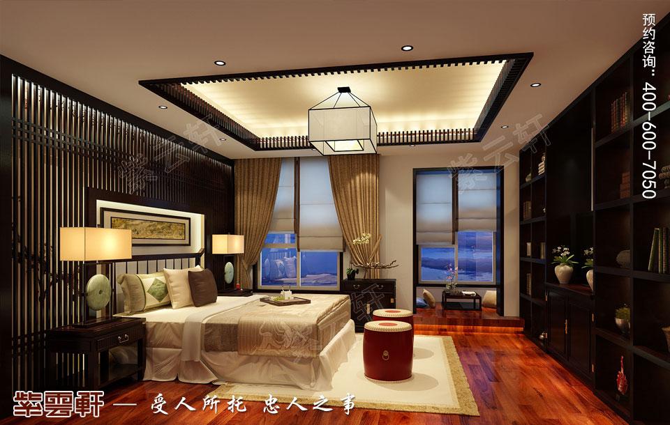 复式楼长子房新中式风格装修图片