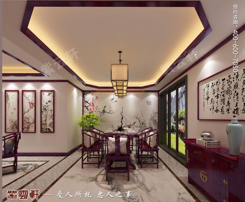 茶室中式装修设计