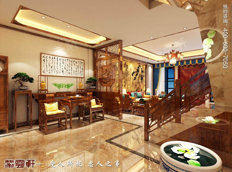 忍不住发朋友圈的—湖南省邵阳市复式楼中式装修
