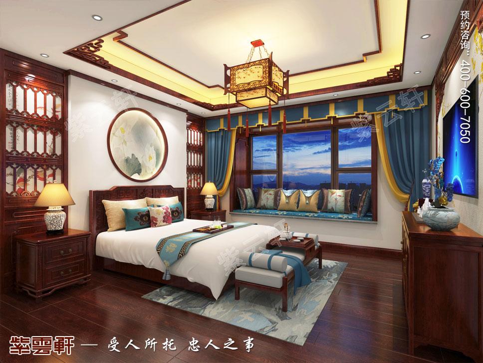 中式设计主卧室.jpg