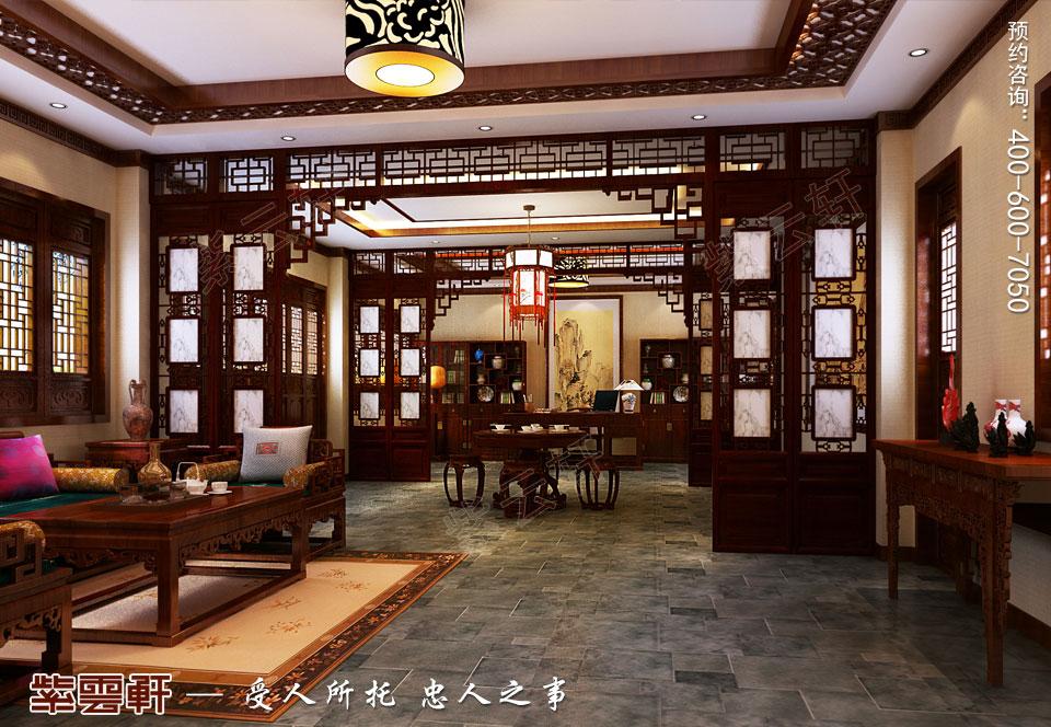 中式装修风格为什么喜欢用黄花梨,它有哪些特点