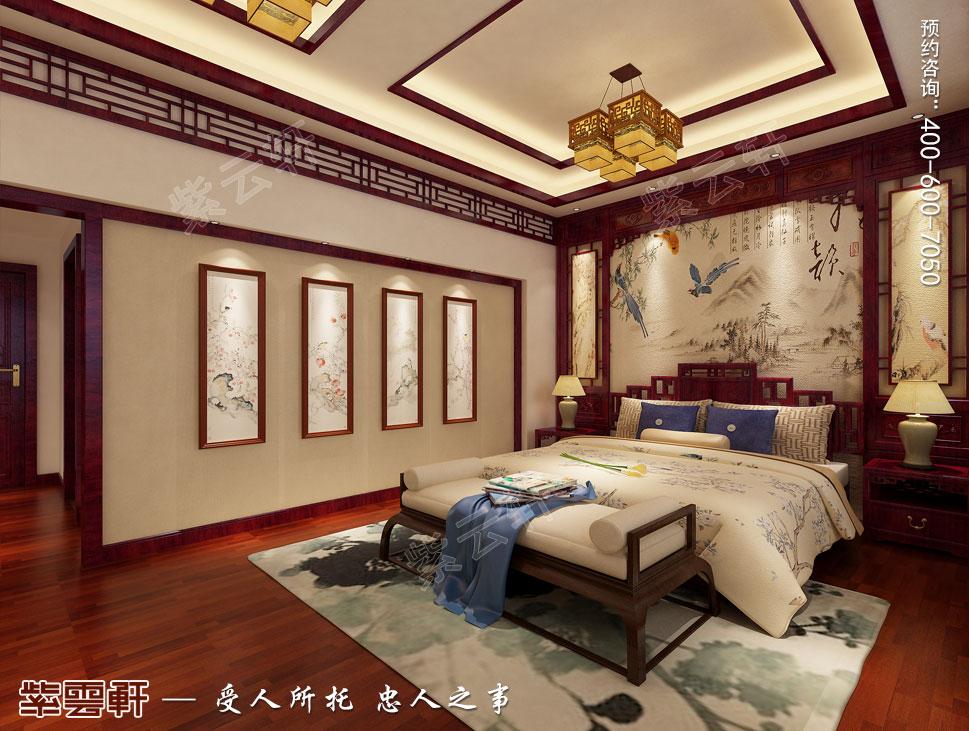 郑州豪宅女儿房古典中式装修效果图