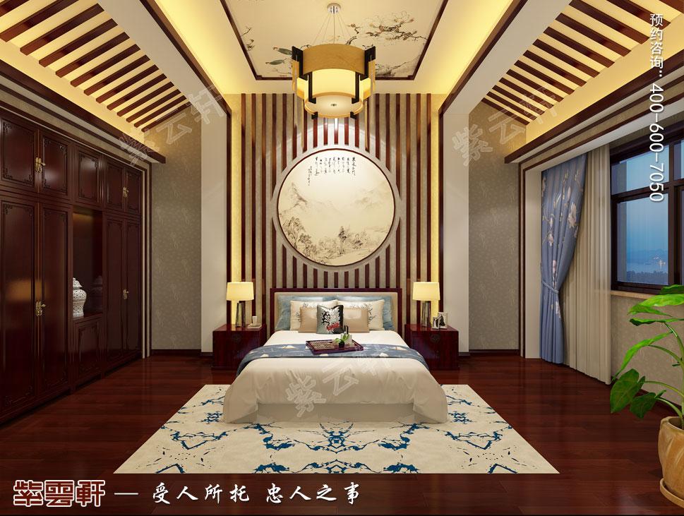 郑州豪宅男孩房古典中式装修效果图