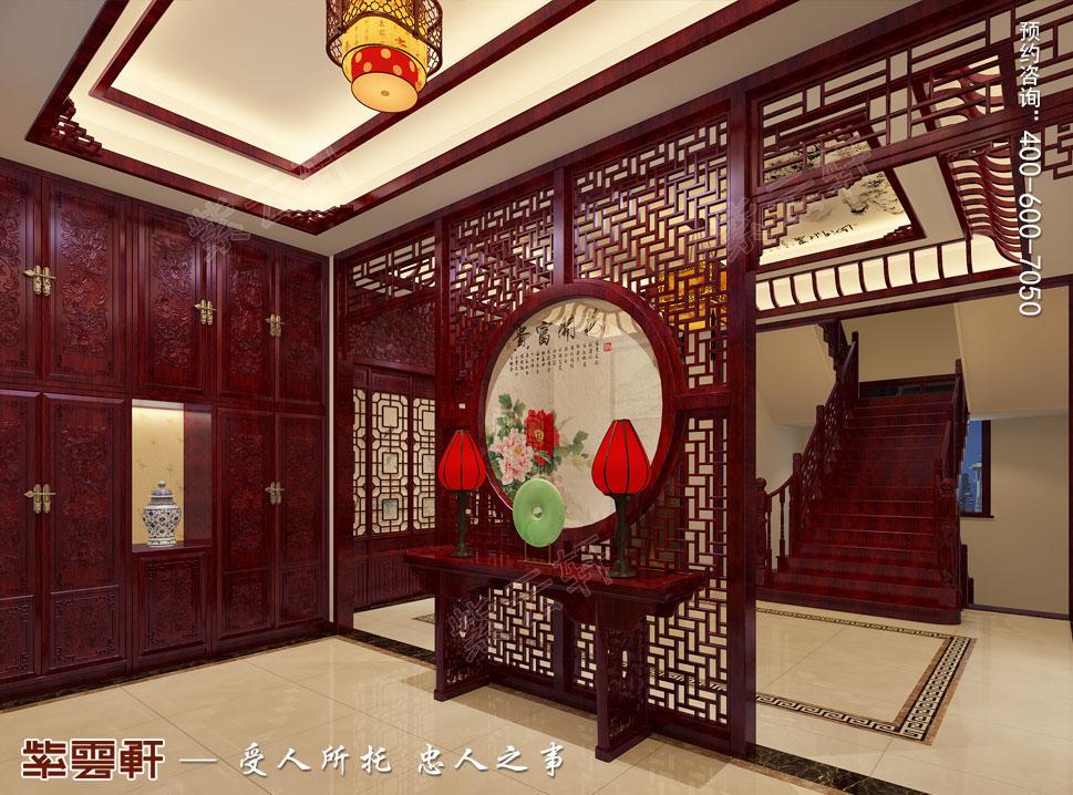 别墅门厅中式装修.jpg