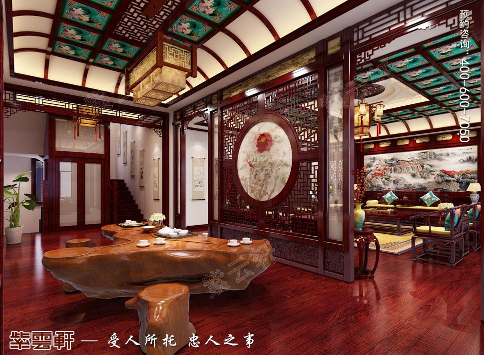 别墅茶区中式装修.jpg
