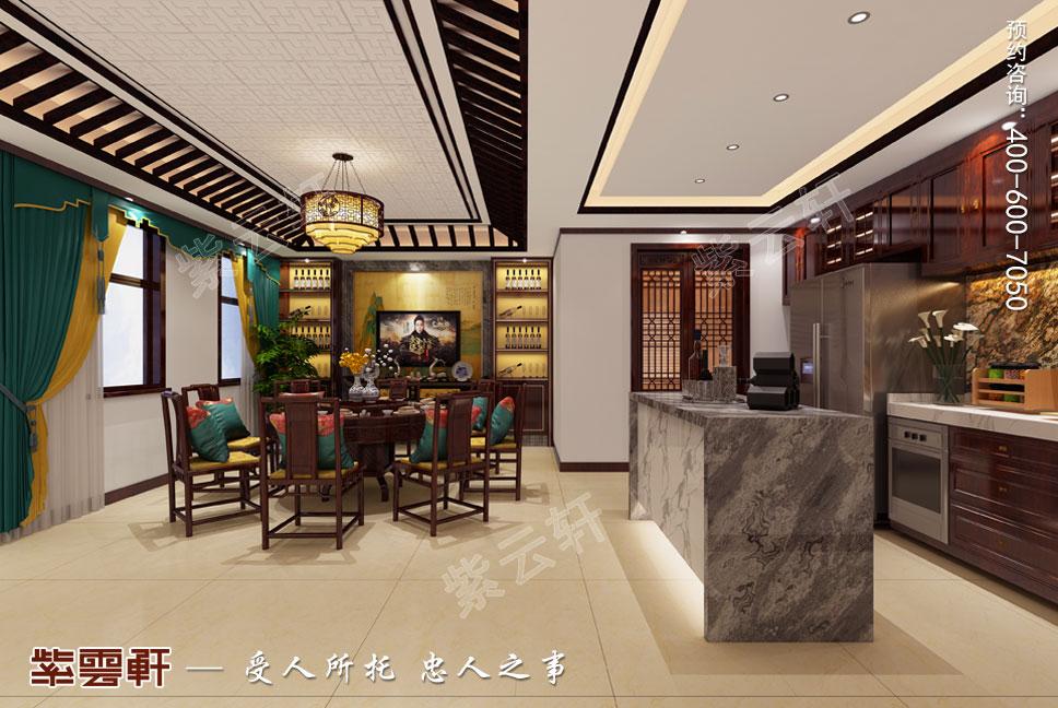小餐厅现代中式风格装修