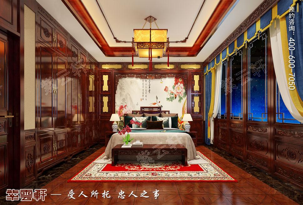 朋友家的中式别墅——复古视觉大片既视感