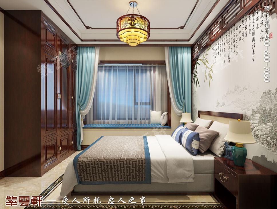 次卧传统装修设计