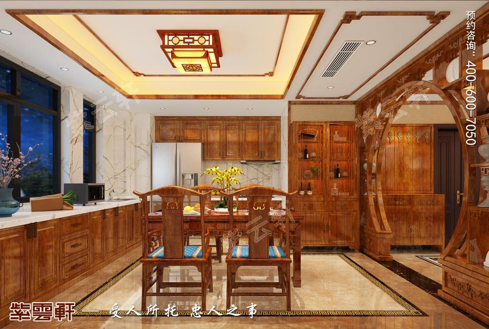 餐厅中式设计装修