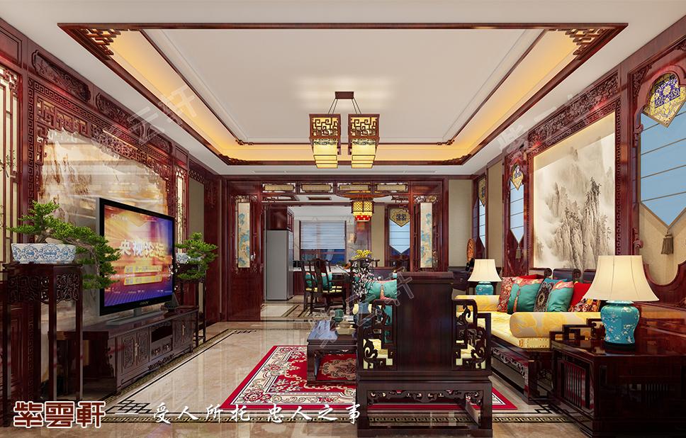苏州市400平别墅中式装修,完美诠释出中式的水墨禅意!