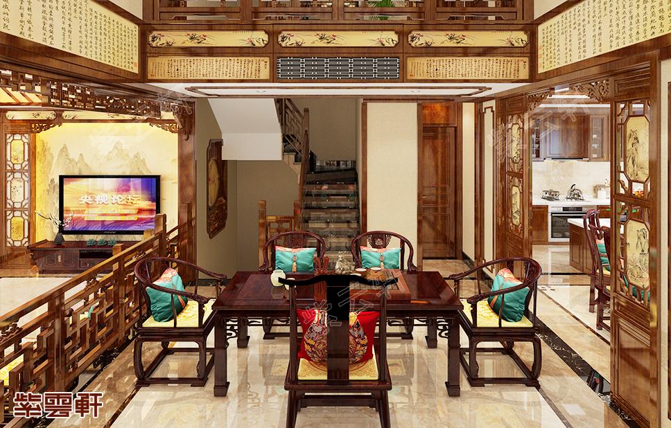 这就是传说中价值百万的古典中式豪宅吗,也太美了吧!