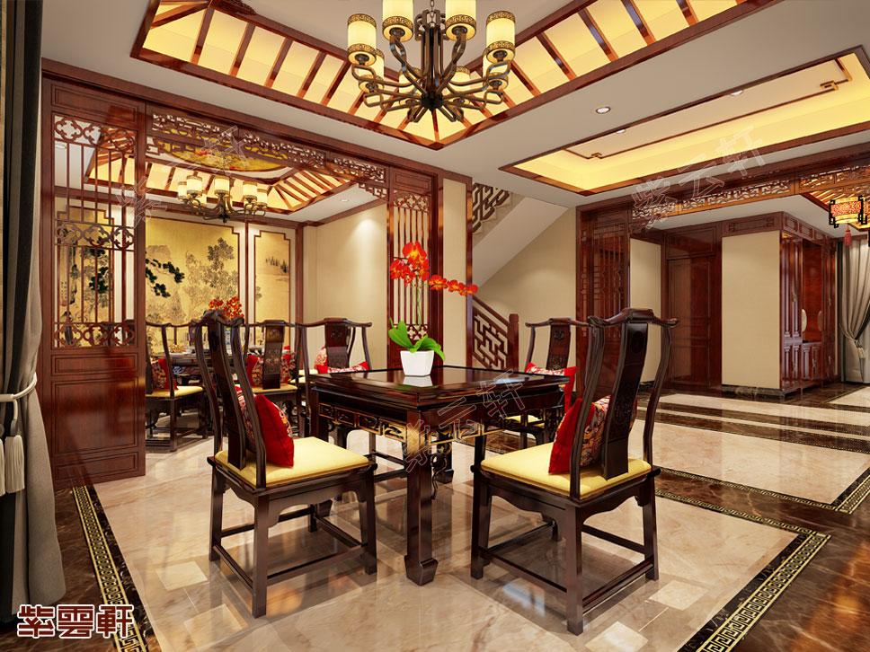 隔壁老刘家新装修的中式豪宅,果真惊艳了时光