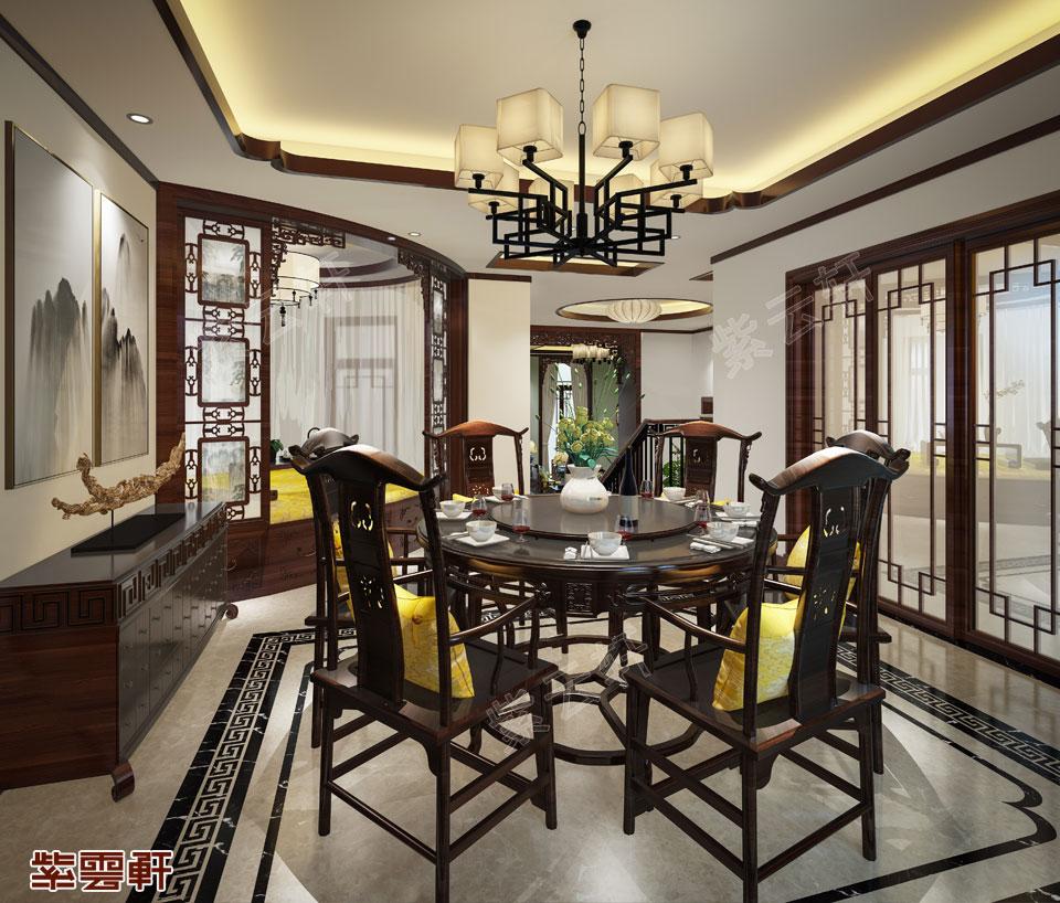 餐厅中式设计