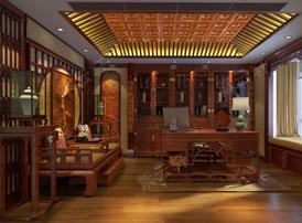 圈椅在中式装修的家居空间演绎端庄与俏皮