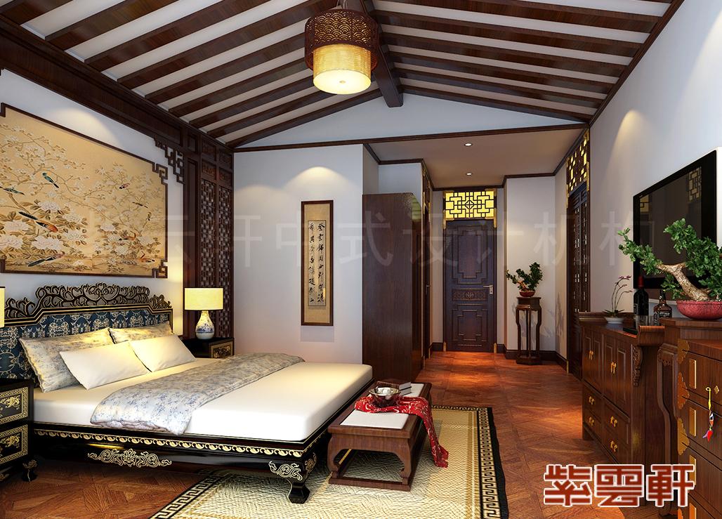 中式装修,罗汉椅,贵妃椅,榻榻米