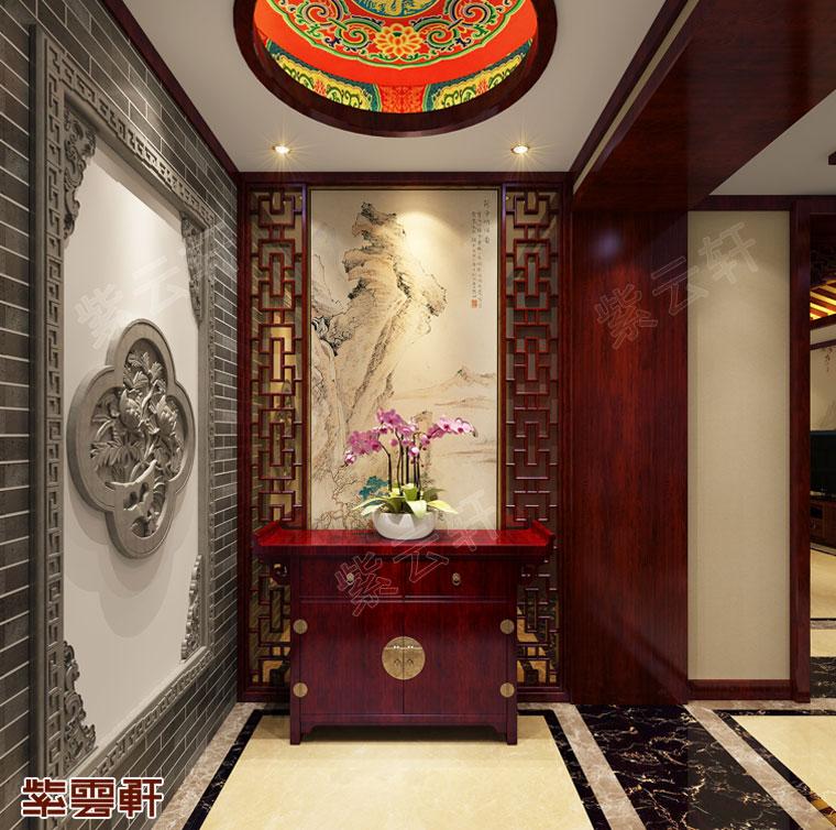 门厅古典设计