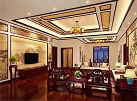 韵味悠远的传统起居室设计