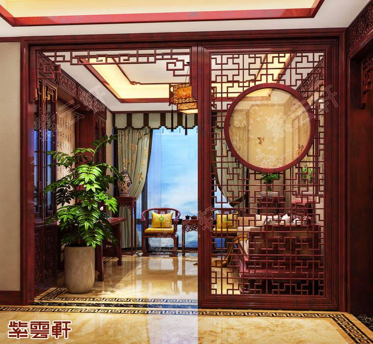 传统起居室设计