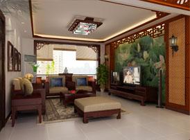 苏州精品住宅简约古典中式设计案例 简约而不平凡