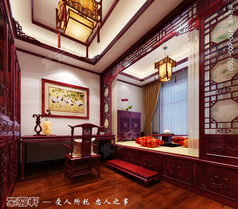 老人房现代中式装修效果图.jpg