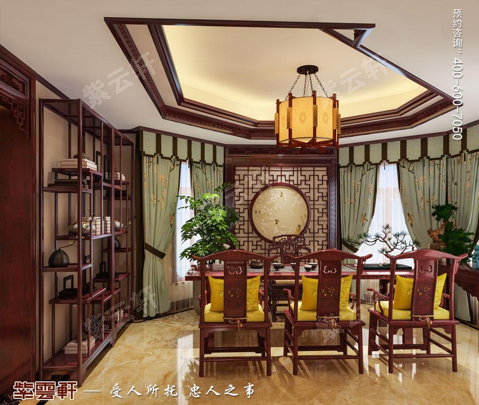 茶室古典中式装修图片