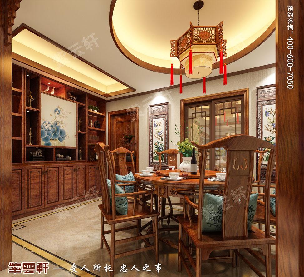 餐厅古典中式图片