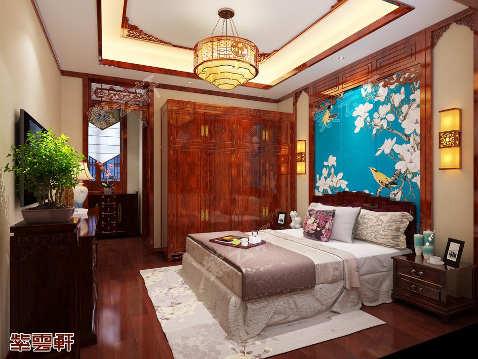 安徽桐城四合院别墅中式装修 旖旎风光 繁华静雅