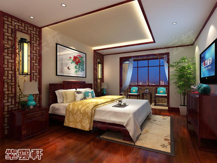 江苏省苏州市平层中式装修 最是良辰美景
